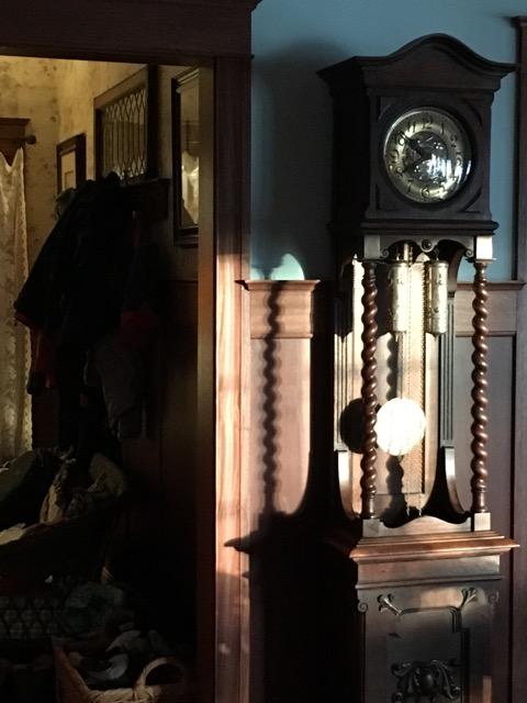 home clock - 1