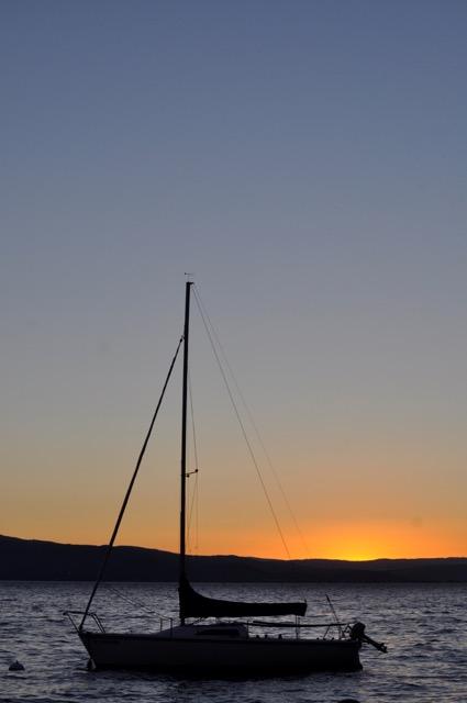 maiden voyage sail - 1