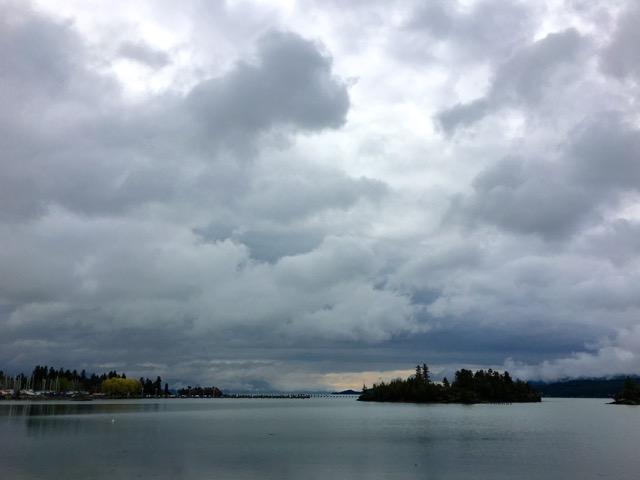 stormy weather - 1