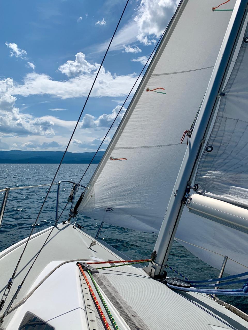 sailing 7 - 1